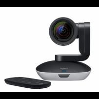 Logitech Webkamera Logitech PTZ Pro 2 - černá