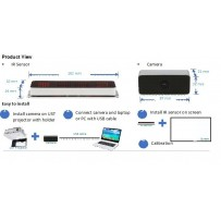 Acer Smart Touch Kit II for UST Projectors Acer U&UL series