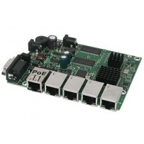 MikroTik RB450G 256 MB RAM, 680 MHz, 5x Gbit LAN, vč. L5