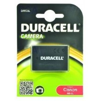 DURACELL Baterie - DRC4L pro Canon NB-4L, šedá, 700 mAh, 3.7 V