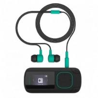 ENERGY MP3 Clip Bluetooth Mint (8GB, MicroSD, FM, sluchátka)
