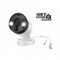 iGET HOMEGUARD HGNVK936CAM - Venkovní odolná Ultra HD 4K (8MPx) kamera - ke kamerovému setu iGET HOMEGUARD HGNVK84904