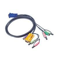 ATEN integrovaný kabel pro KVM PS/2 5M pro CS1758