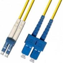 OPTIX LC/UPC-SC/UPC Optický patch cord 09/125 5m G657A