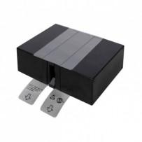 Nuvo síťový USB adaptér, 1A, bílý