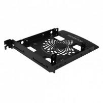 """AXAGON RHD-P25, hliníkový rámeček pro 2x 2.5"""" HDD/SSD do 3.5"""" pozice nebo PCI záslepky"""