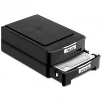 Delock 2 skladovací boxy pro 3.5 HDD