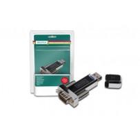 Digitus převodník USB na RS232 USB1.1, RS232 chipset PL2303RA