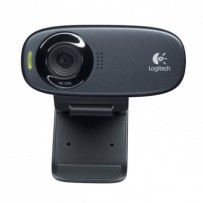 Logitech webkamera HD Webcam C310, 5Mp - HD 720p, černá