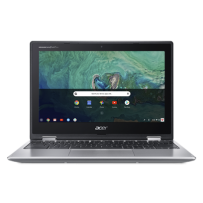 "Acer Chromebook Spin 11 (CP311-2HN-C1XT) Celeron N4120/4GB+N/A/eMMC 64GB+N/A/UHD Graphics 600/11.6""MultiTouch HD IPS/Chrome/S..."