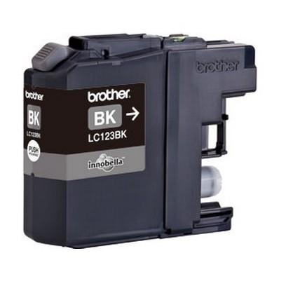 LC-123BK (inkoust black,600 str.@ 5% draft)