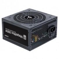 Zalman zdroj MegaMax ZM500-TXII 500W, ATX, aktivní PFC, 120mm ventilátor, 80PLUS
