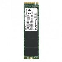 TRANSCEND MTE112S 256GB SSD disk M.2 2280, PCIe Gen3 x4 NVMe 1.3 (3D TLC), single sided, 1600MB/s R, 800MB/s W