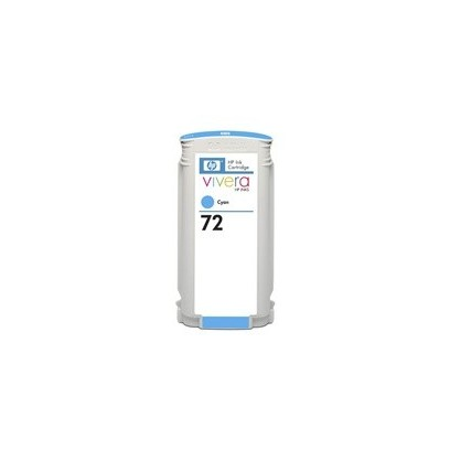 HP C9371A No. 72 Cyan Ink Cart pro DJ T610/T1100, 130ml