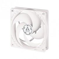 ARCTIC P12 PWM PST (White/White) 120x120x25 mm ventilátor, 1800 RPM, 4-pin