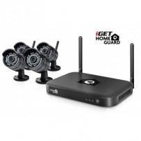 iGET HOMEGUARD HGNVK88304 - Bezdrátový kamerový WiFi Full HD systém iGET HOMEGUARD HGNVK88304