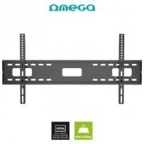OMEGA držák na zeď pevný pro TV, VESA 75x75, 100x100, 200x200, 400x400, 600x400, 800x400 80 kg