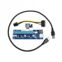C-TECH PCI-Express riser RC-PCIEX-01C