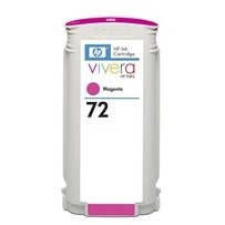HP C9372A No. 72 Magenta Ink Cart pro DJ T610/T1100, 130ml