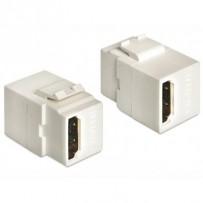 Delock Keystone modul HDMI samice - HDMI samice