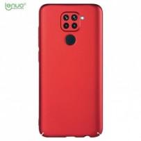 Lenuo Leshield pro Xiaomi Redmi Note 9T, červený