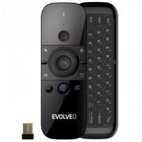 EVOLVEO FlyMotion D1, bezdrátová gyroskopická myš s klávesnicí, USB