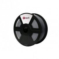 C-TECH tisková struna ( filament ) , ABS, 1,75mm, 1kg, stříbrná