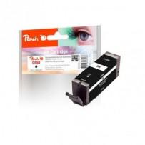PEACH kompatibilní cartridge Canon PGI-550PGBK, black, 13 ml