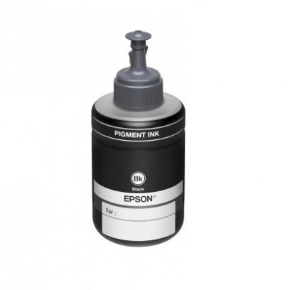 EPSON container T7741 black pigment ink (140ml - WF M100/105/200/L655)