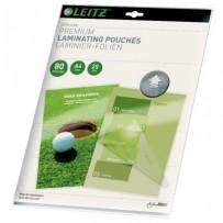 Laminovací kapsy Leitz A4 se směrovací technologií, 80 mic (25ks)