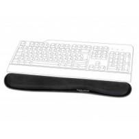 Delock Opěrka zápěstí pro klávesnici / notebook černá