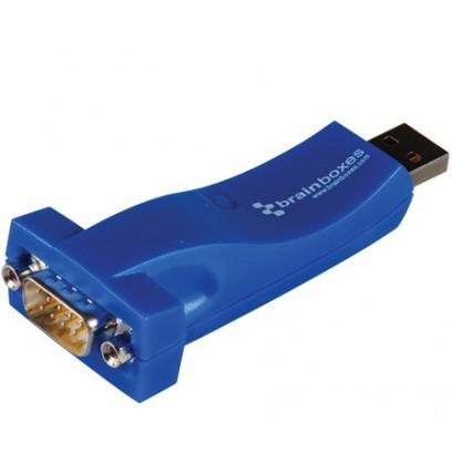 Lenovo Serial adapter Brainboxes US-101 USB - seriový port RS232/DB9