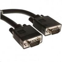 Kabel C-TECH VGA, M/M, stíněný, 5m