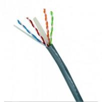 Metráž DATACOM UTP drát CAT6 PVC,Eca 50m šedý