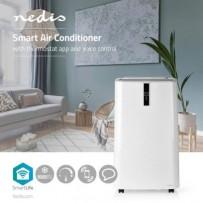 Nedis WIFIACMB1WT9 - Chytrá Klimatizace   9 000 BTU   Až 60 m3   Wi-Fi   Android™ a iOS   Energetická Třída A