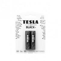 Tesla AA BLACK+ alkalická, 2 ks