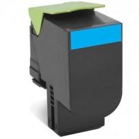 802HC Cyan High Yield Return Program Toner Cartridge - 3 000 stran