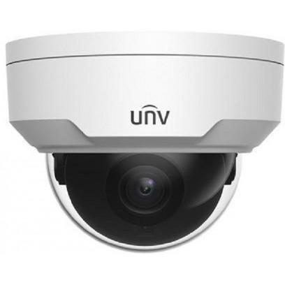 UNV IP dome kamera - IPC324LE-DSF40K-G, 4MP, 4mm, easystar