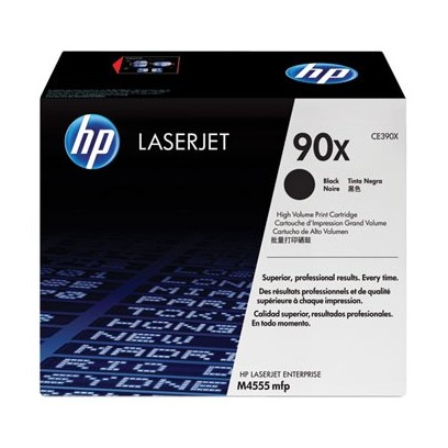 HP CE390X Toner 90X pro LJ Enterprise 600 M602, (24 000str), Black