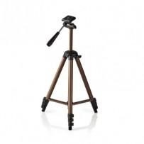 Nedis TPOD2100BZ - Stativ | Maximální nosnost: 2.0 kg | Minimální pracovní výška: 40.5 cm | Maximální pracovní výška: 128.0 c...