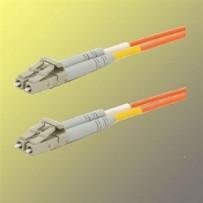 OPTIX LC-LC Optický patch cord 50/125 1m Duplex OM3
