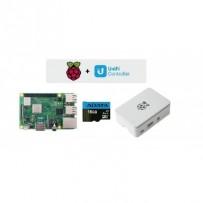 Raspberry Pi 3B+ UniFi Controller, bílá