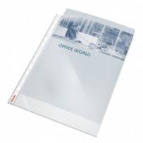 Plastové kapsy Esselte Standard A4, GC, 55 mic, sáček 10