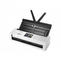 Brother ADS-1700W oboustranný skener dokumentů, až 36 str/min, 600 x 600 dpi, 256 MB, ADF, WiFi, USB host, dotyk. LCD