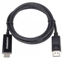 Kabel CABLEXPERT USB 3.0 AM na Type-C kabel (AM/CM), 1,8m, opletený, černý, blister