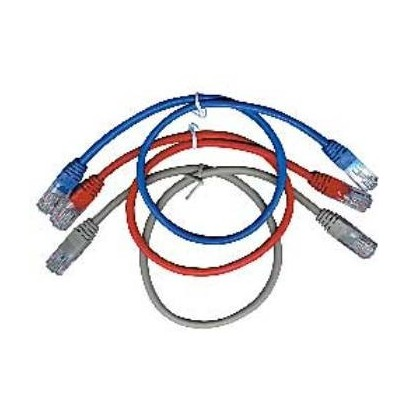 Eth Patch kabel GEMBIRD c5e UTP 2m RED