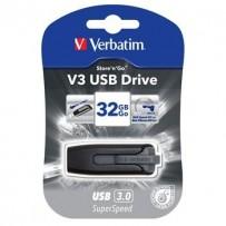 VERBATIM Store 'n' Go V3 32GB USB 3.0 černá