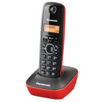 Panasonic KX-TG1611FXR, bezdrát. telefon