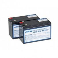 AVACOM náhrada za RBC124 bateriový kit pro renovaci RBC124 (2ks baterií)