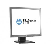 "HP E190i 18.9"" LED backlit IPS LCD(1280x1024, 5:4, 250 nits,1000:1, 178°/178°,14ms, VGA, DVI-D, DisplayPort, 2xUSB)"